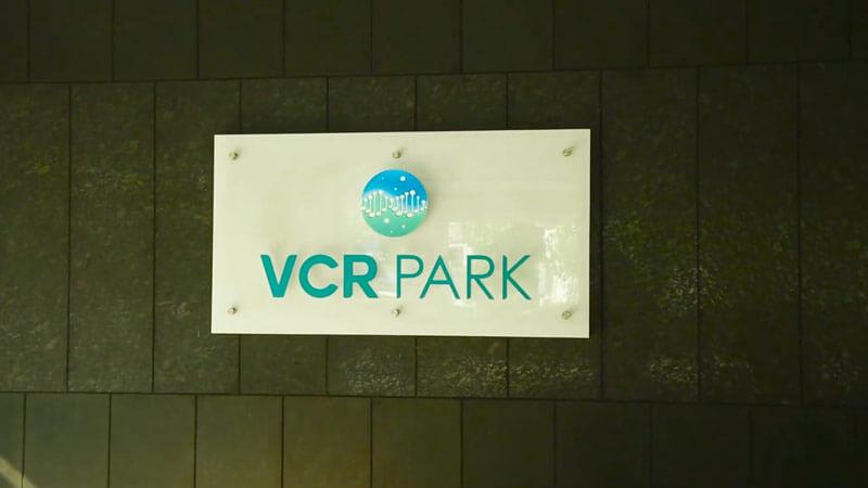 VCR park training